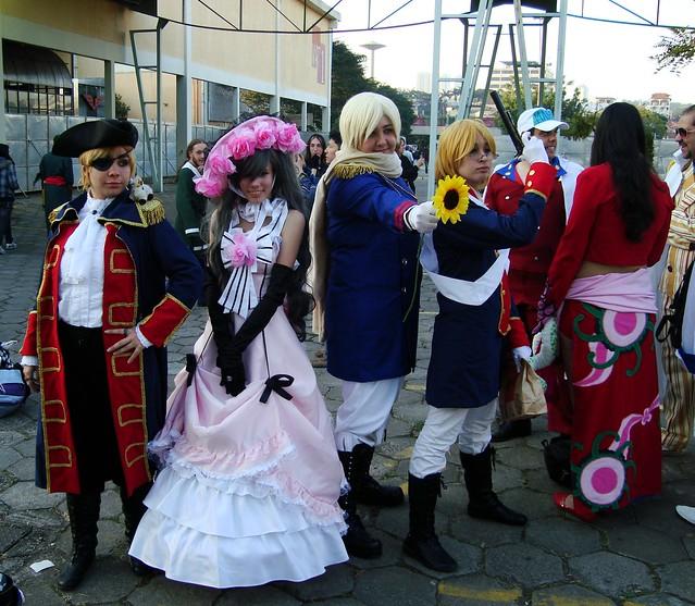 Anime Friends 2011