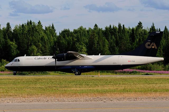 C-FULE (Calm Air Cargo)