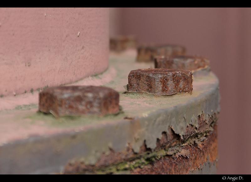 rusty screws