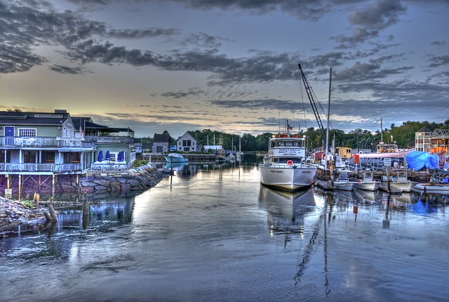 Kennebunkport Dock Marina