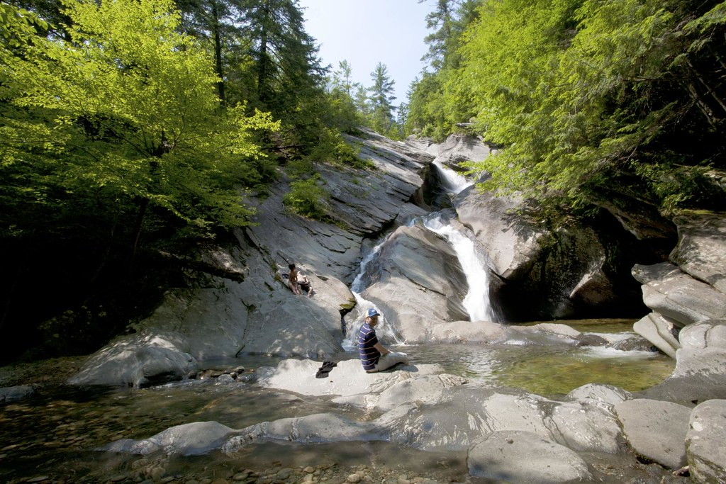 love it here.. hamilton falls in jamaica vermont, USA