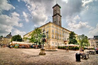 Lviv, Rynok Square