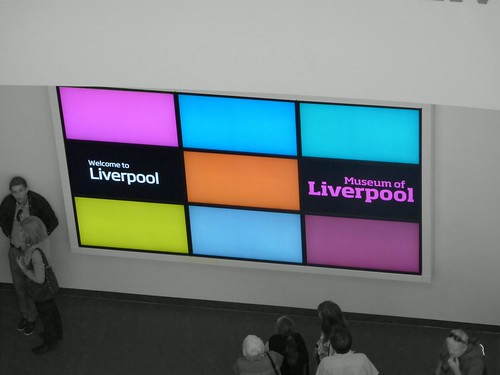 Welcome to Liverpool Museum (22/07/2011)