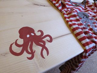 Colors painted for octopus | by lilspikey