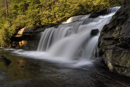 longexposure waterfall nc rocks northcarolina hdr dupontstateforest transylvaniacounty davidhopkinsphotography ncpedia