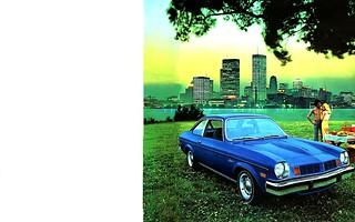 1974PontiacAstre Coupe