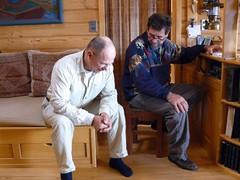 vr, 25/09/2009 - 13:09 - 63_ Op dit krukje doet Wolfgang het Patagoni__ Netje