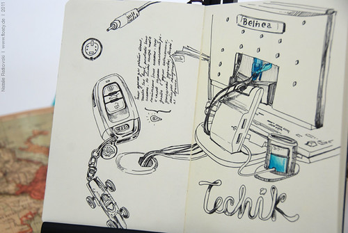 Sketch flash mob: technique | by natalie_ratkovski