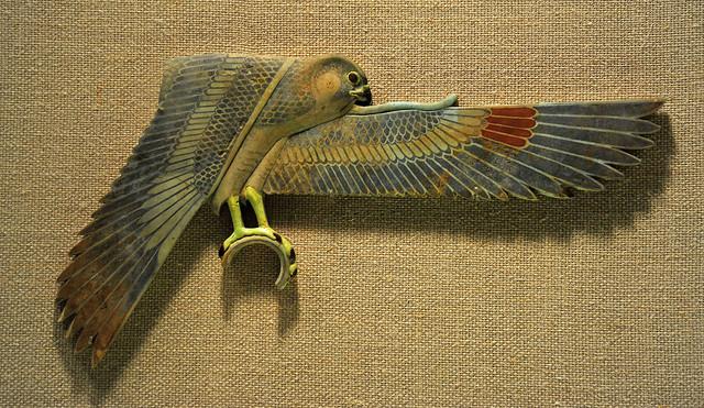 Birds in Ancient Egyptian Art, MET, NYC