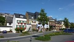 Симпатичный неизвестный городок, расположенный между Rues и Trier