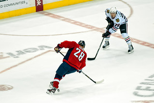 Semin About to Be Hit By Leblanc   by clydeorama