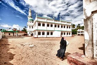 Lamu, Lamu town mocque and school | by sun_rise_light_flies