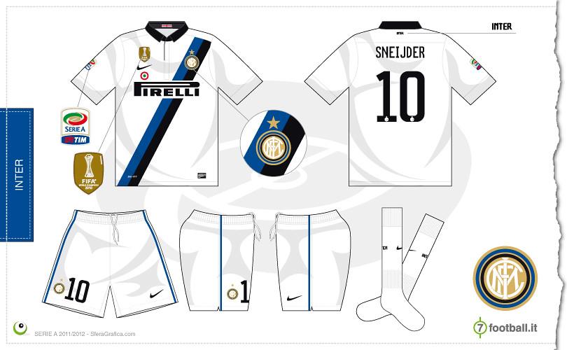 new concept eb2d2 74952 Inter away kit 2011/2012 | Sergio Scala | Flickr