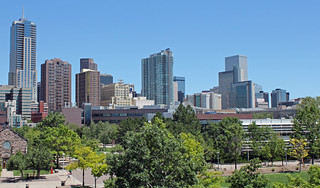 Denver Skyline (August, 2011) | by Jeffrey Beall