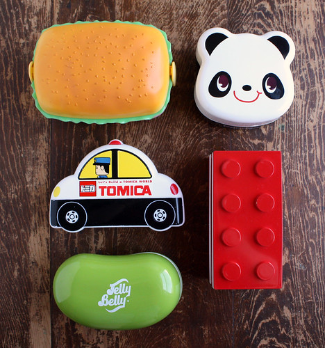 Bento Boxes -- Novelty | by Wendy Copley
