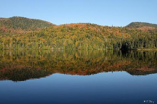 autumn lake canada nature automne canon quebec lac québec paysage parcnationaldumonttremblant parcsquébec canoneos7d canon7d parcsduquébec tamron1024mmf3545diiildsp laclajoie