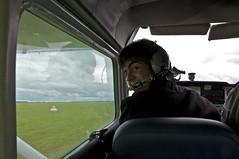 Kurkachi Airfield - Flying a Cessna 172
