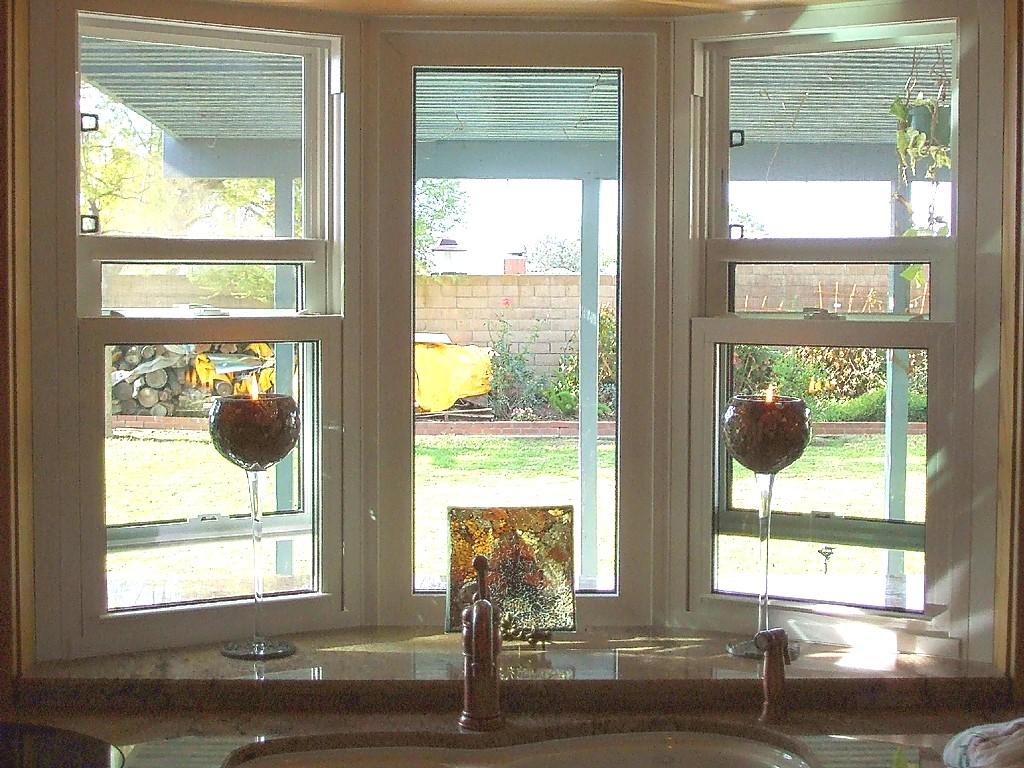 Kitchen Bay Window & Back Yard Best   59Dodge   Flickr