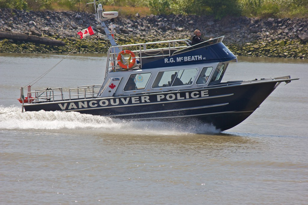 Vancouver Police Vessel