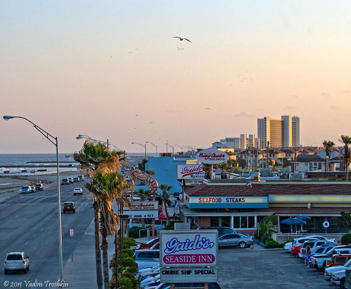 Galveston Com Gaido S Famous Seafood Restaurant Galveston
