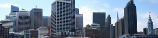 Downtown San Francisco Panorama | by zoxcleb