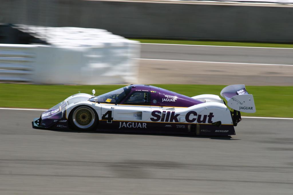 Silverstone Classic July 2011 081 | Jaguar XJR-11 Group C ...
