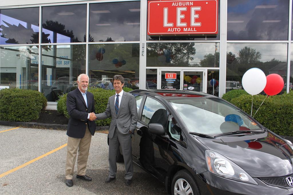 Maine Auto Mall >> Jim Dowe Ceo Mpbn Adam Lee Chairman Lee Auto Malls Flickr