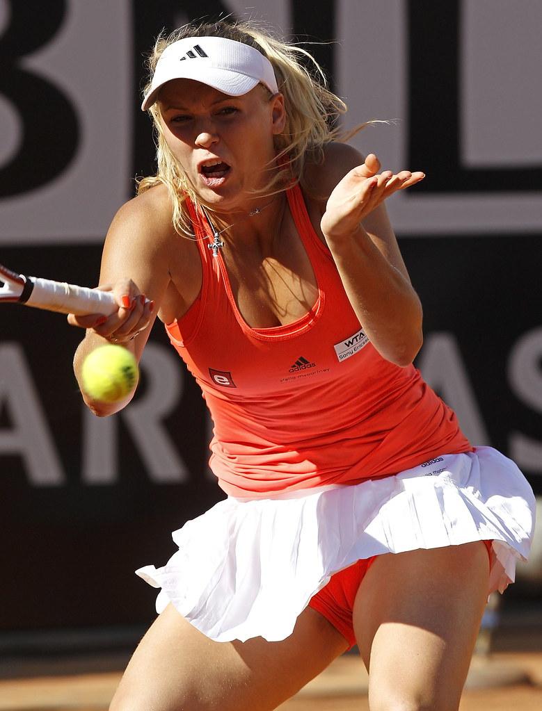 Cameltoe tennis