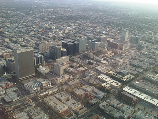 Koreatown/Wilshire Center From A Helicopter | by feculent_fugue