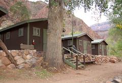 Grand Canyon: Phantom Ranch - Hiker Dorms 0154