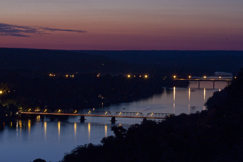 new night river long exposure hill nj july goat days photoaday jersey deleware 365 overlook lambertville 2011 project365