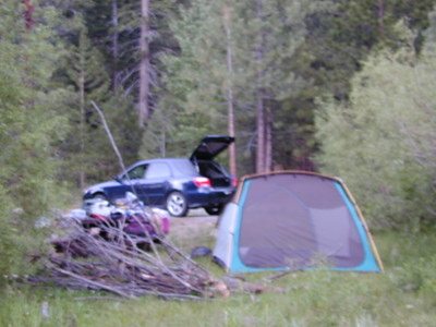 Cold Creek Campground