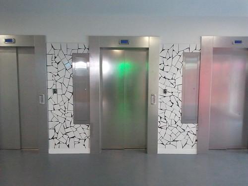 Ascenseurs BU Santé