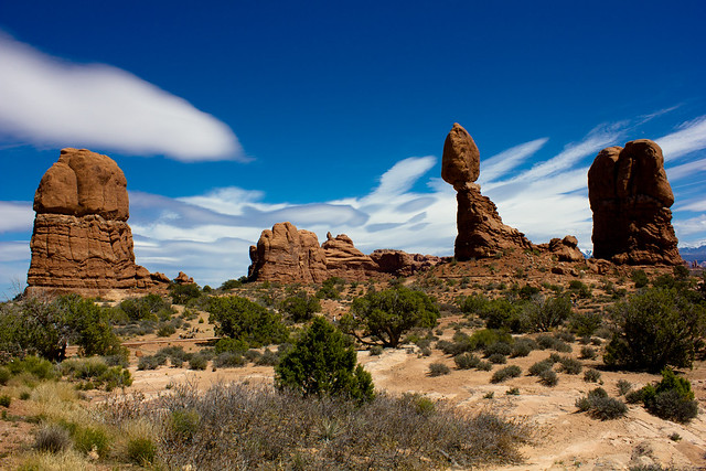 Balanced Rock - Arches National Park