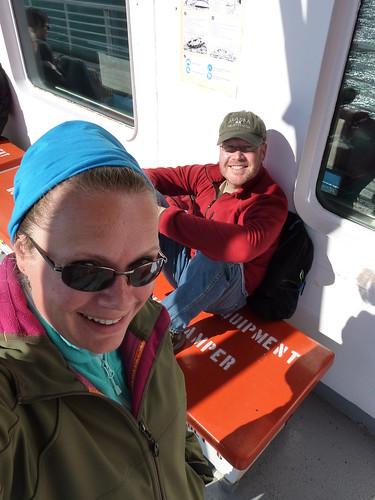 Inside Passage - naar Juneau - 4