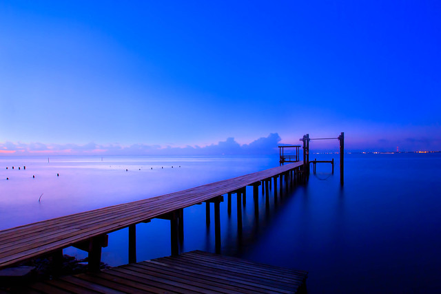 The Unknown Pier - Seabrook, Texas