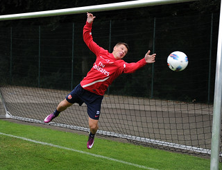 Andrey the keeper