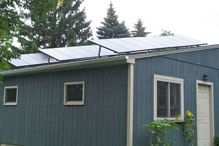 Colden, NY residential solar | by Solar Liberty