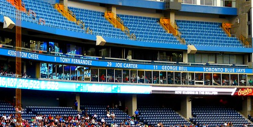 Toronto Blue Jays Level of Excellence | by Mark in NOVA