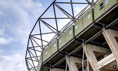 194/365 Twickenham Rugby Stadium Boxes | by Hexagoneye Photography