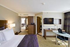 Hotelroom Hotel Crowne Plaza Amsterdam (1)
