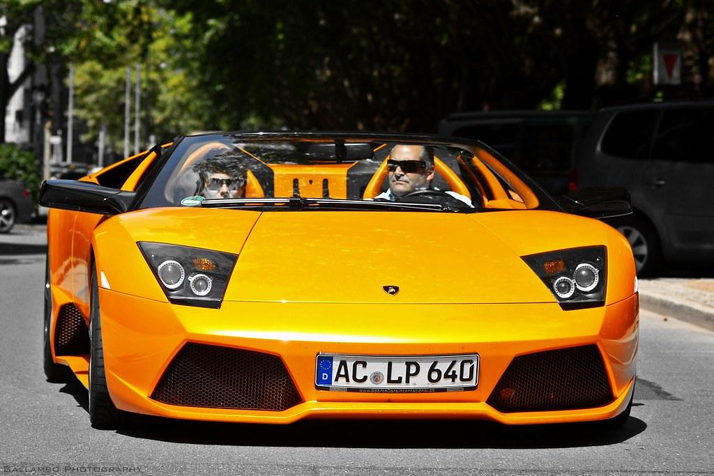 Lamborghini Murcielago Lp640 Roadster Fabian Raker Flickr