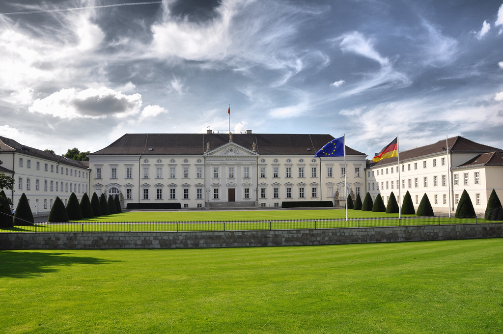 Schloss Bellevue Hdr Jack De Kort Flickr
