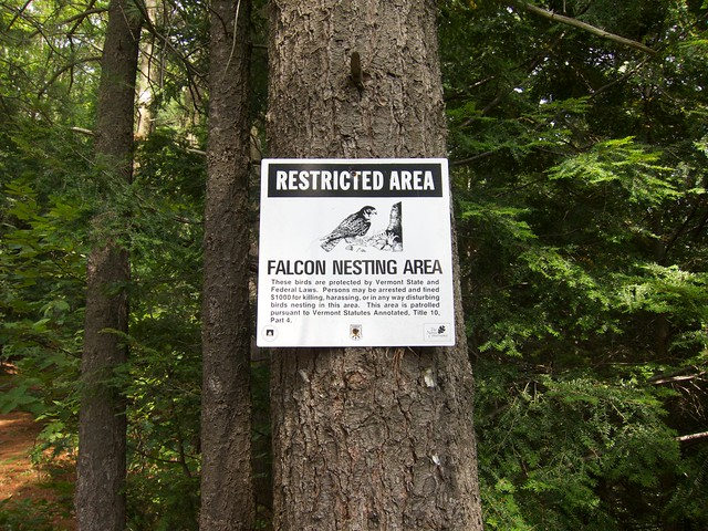 2:23:28 (97%): sign vermont hiking palisades fairlee