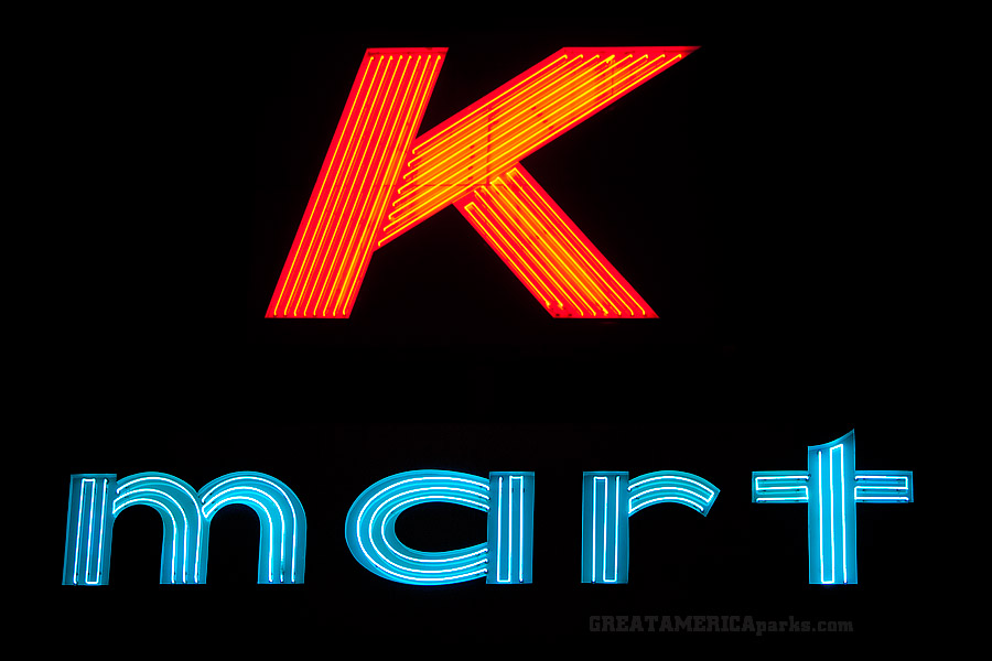 Kmart relic revisited