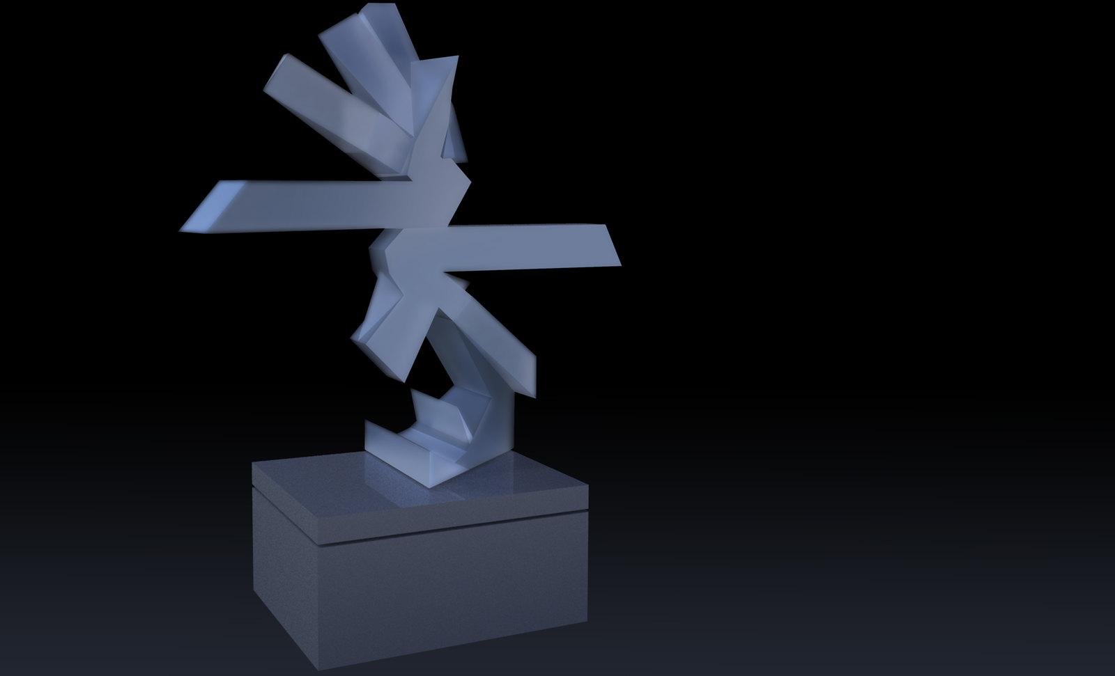 Escultura MAM mx 038