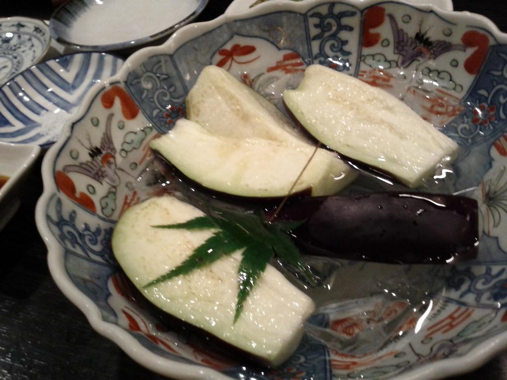 大阪某所のお料理