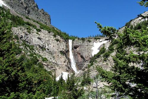 Apikuni Falls, Glacier National Park, Montana