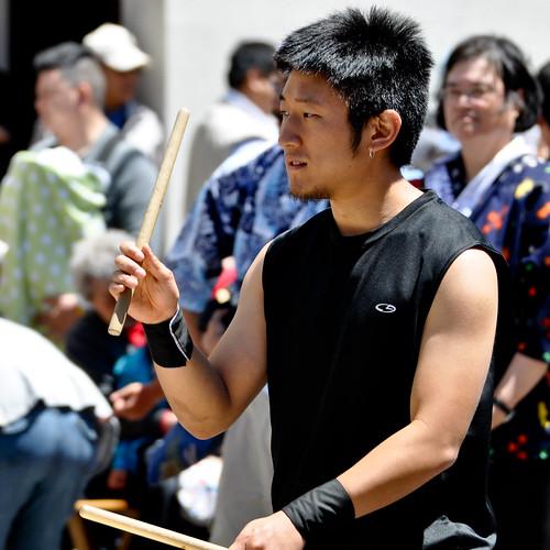 San Francisco Bon Odori (盆踊り) - Taiko (太鼓)   by AnotherSaru - Limited mode