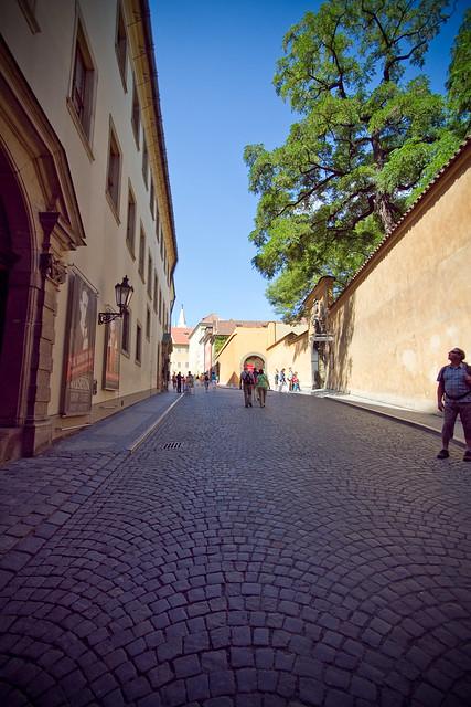 Prague 城堡區